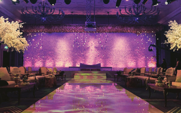 four seasons hotel Dubai wedding