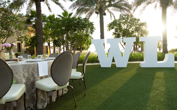 out four seasons Dubai wedding