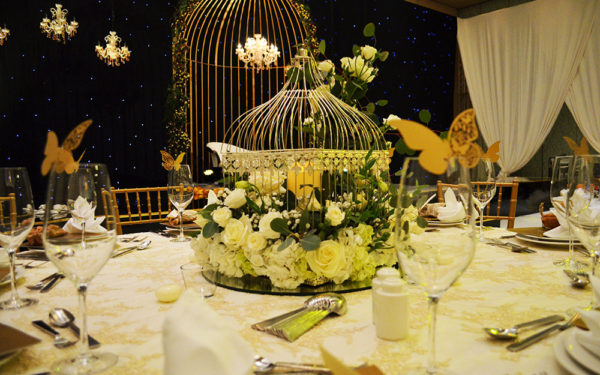 01-Atlantis-Ballroom-wedding-golden-cage-by-eventsmania