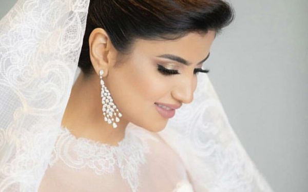 Ola Farahat wedding bridal photo nikki beach dubai