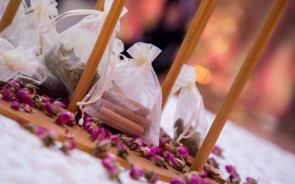 WEDDING CENTERPIECE mahar engagment event five hotel palm island dubai