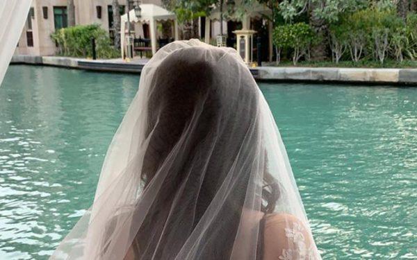 bride boat Magnolia al qasr madinat Jumeirah wedding