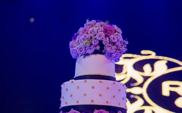 cake MUSIC HALL CEREMONY INDIAN WEDDING AT MUSIC HALL ZABEEL SARAY