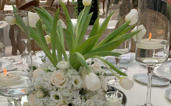 seating Magnolia al qasr madinat Jumeirah wedding