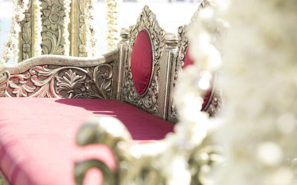 sofa Wedding Mehendi Dubai planner